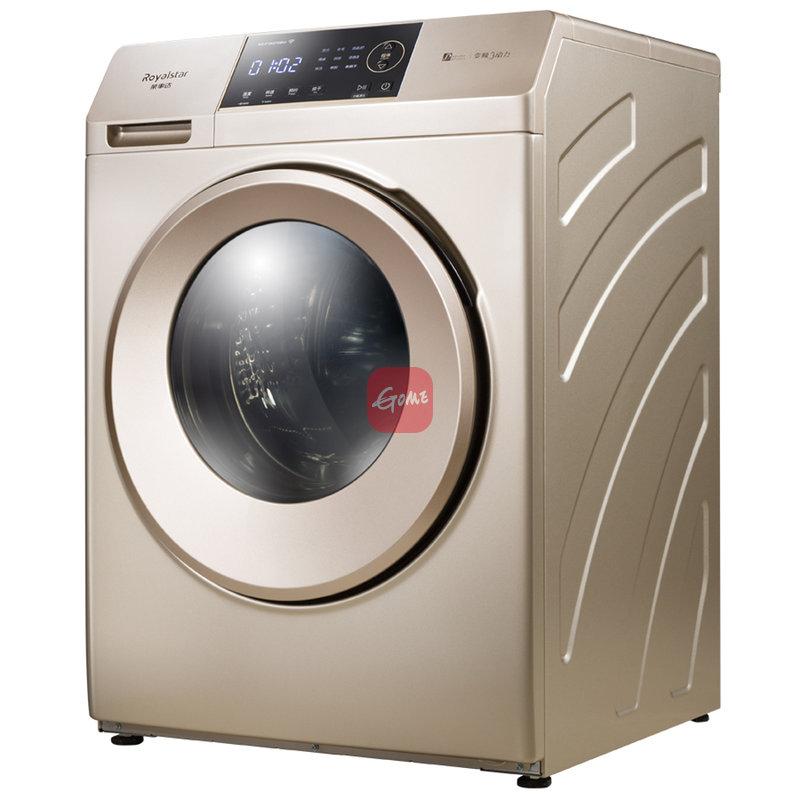国美自营 荣事达洗衣机rg-f90270bh凯撒金
