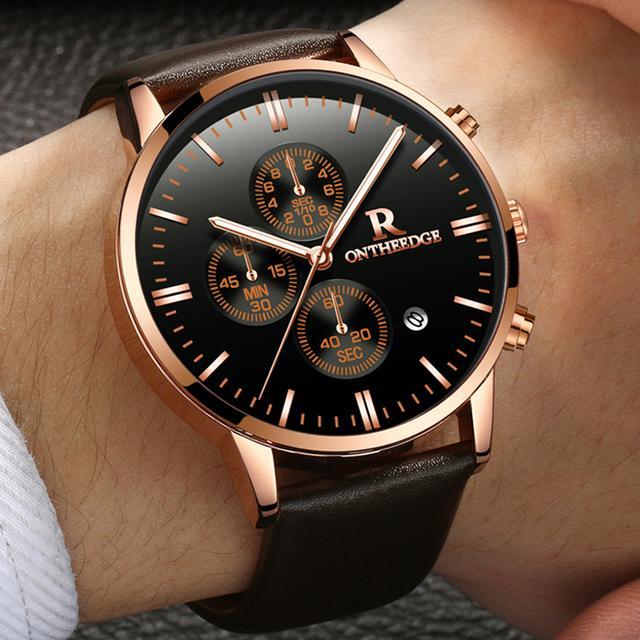 看一眼就心动不已的几款手表,让身为手表控的男票爱不释手!